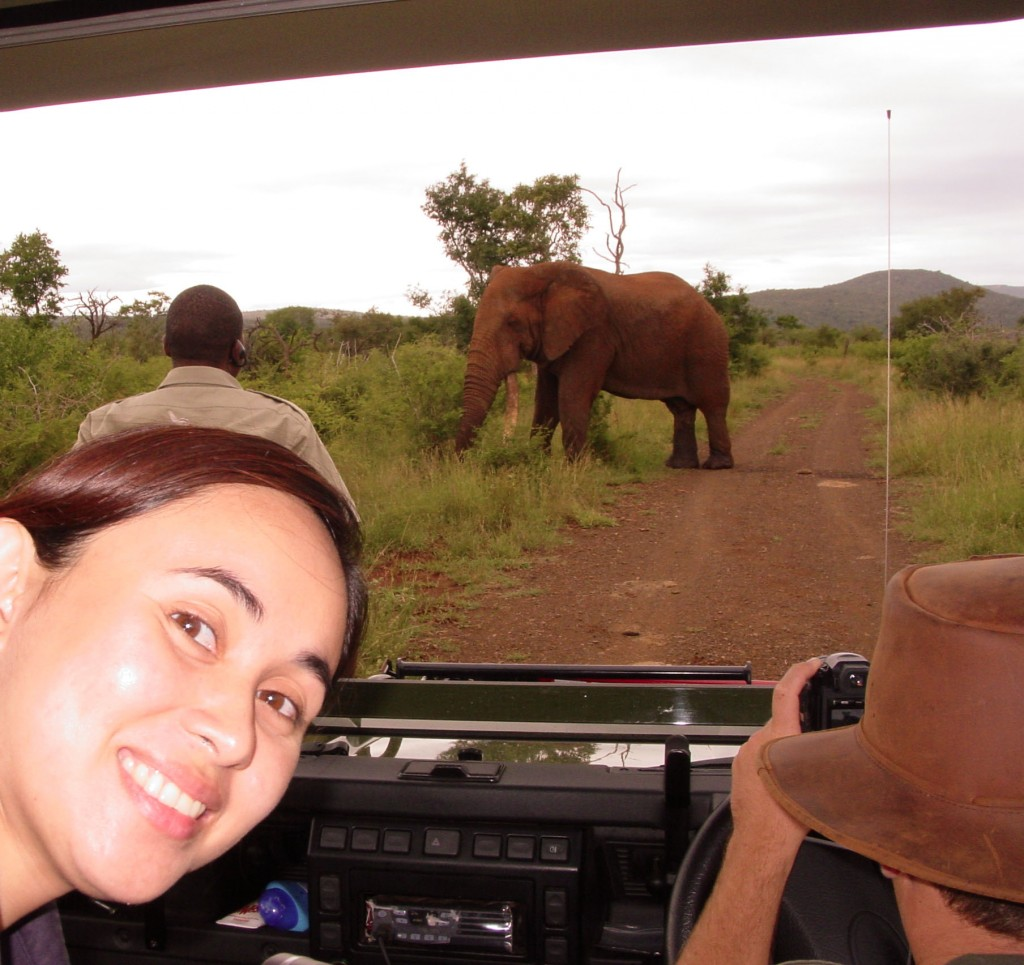 Game drive is so much FUN...