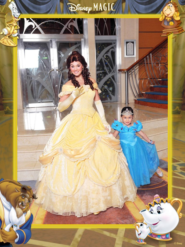 With Belle:)