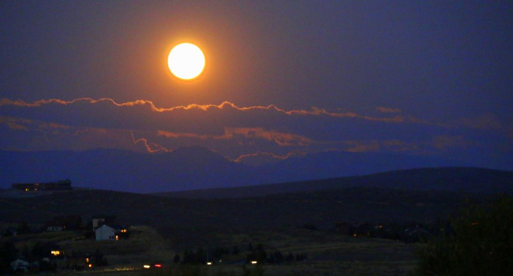FULL moon...what a beautiful night:)