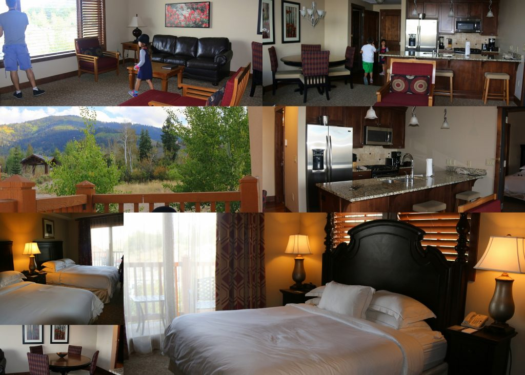 Our 2 bedroom Suites.