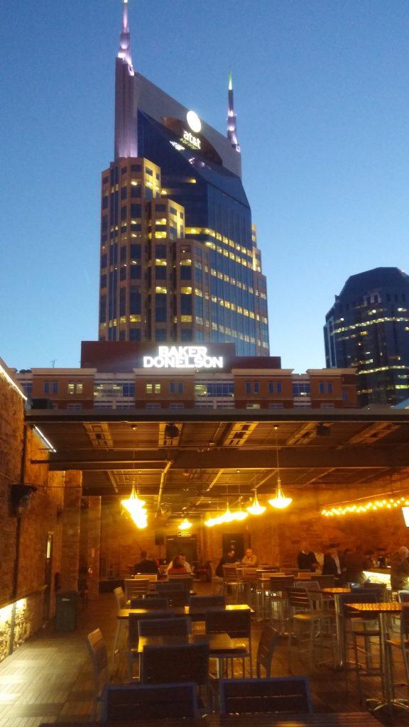George Jones Rooftop Bar