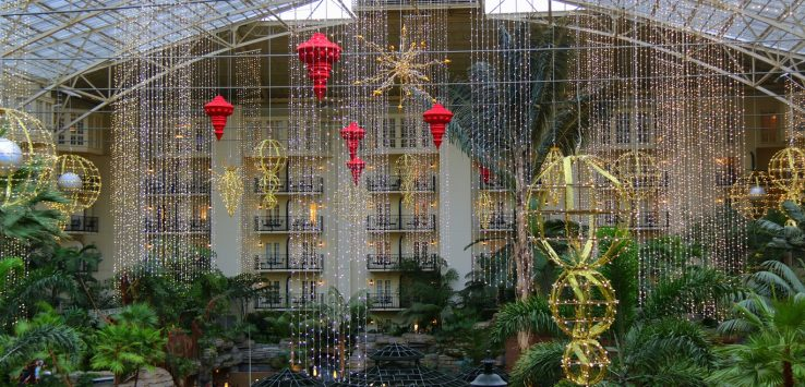 The Cascades Atrium