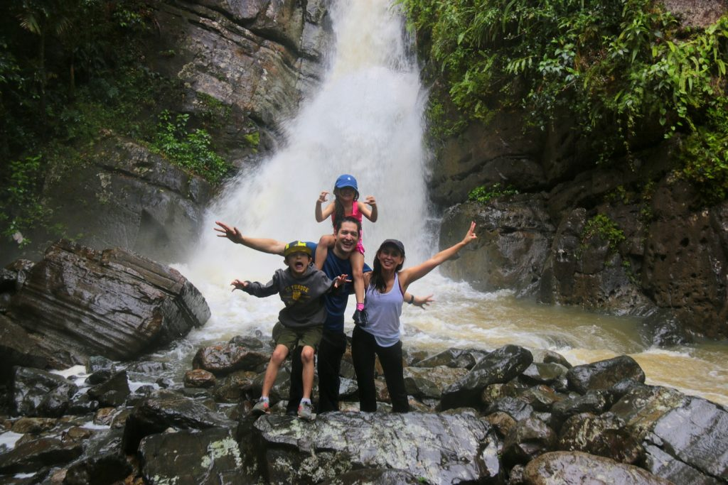 To every family out there... we encourage you to get out, travel and add El Yunque in your bucketlist.