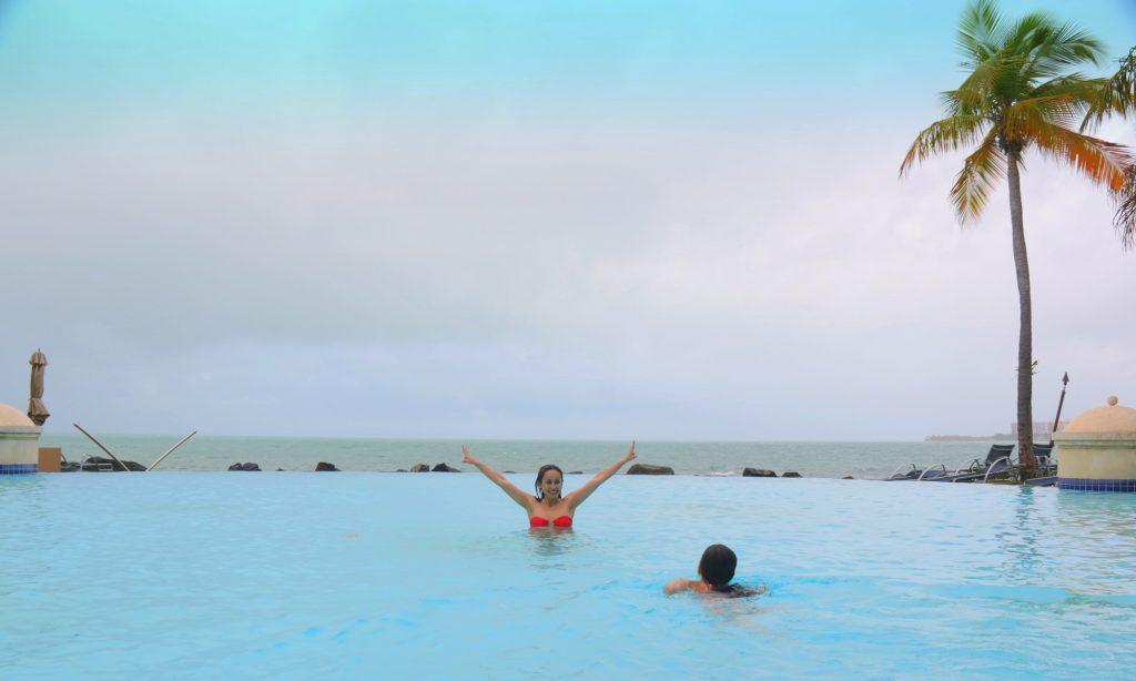 Infinity Pool... oh yeah!!!