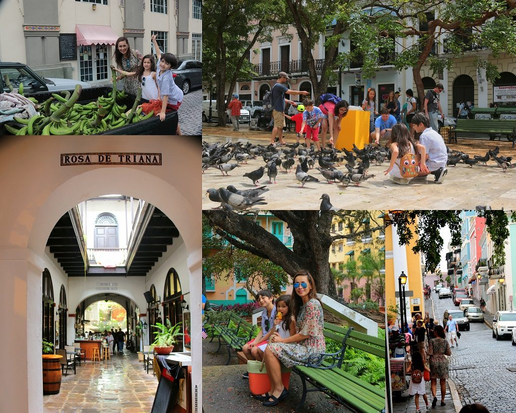 Kids can enjoy Old San Juan, too