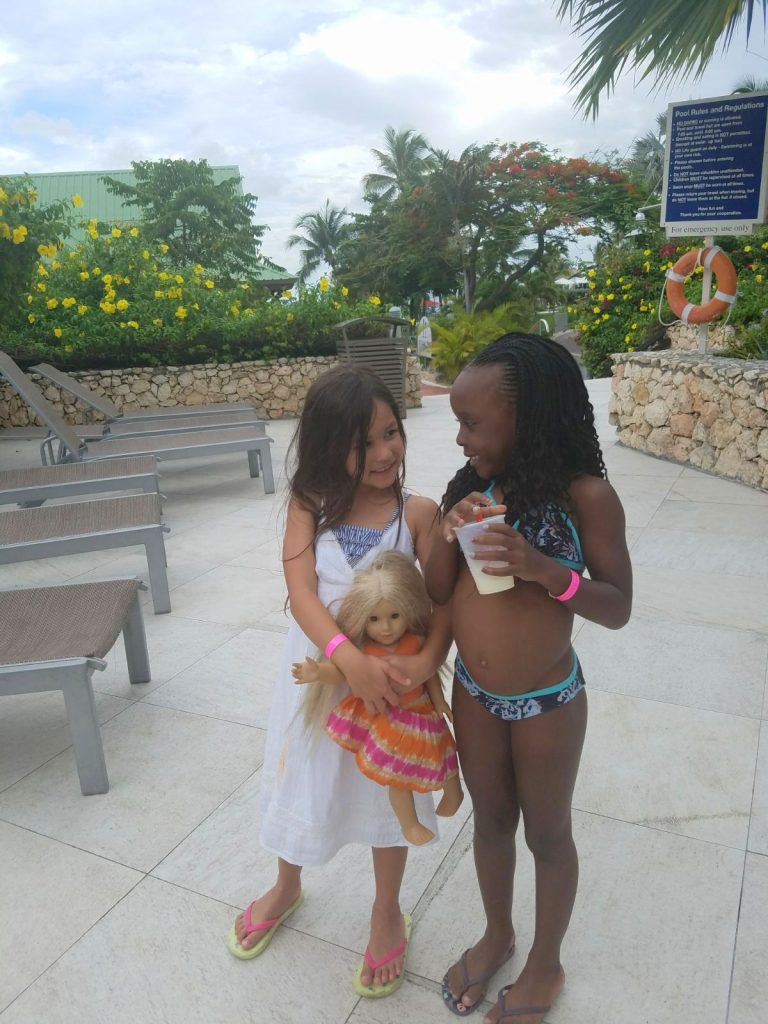 Love at first sight:) Arianna and Arianna