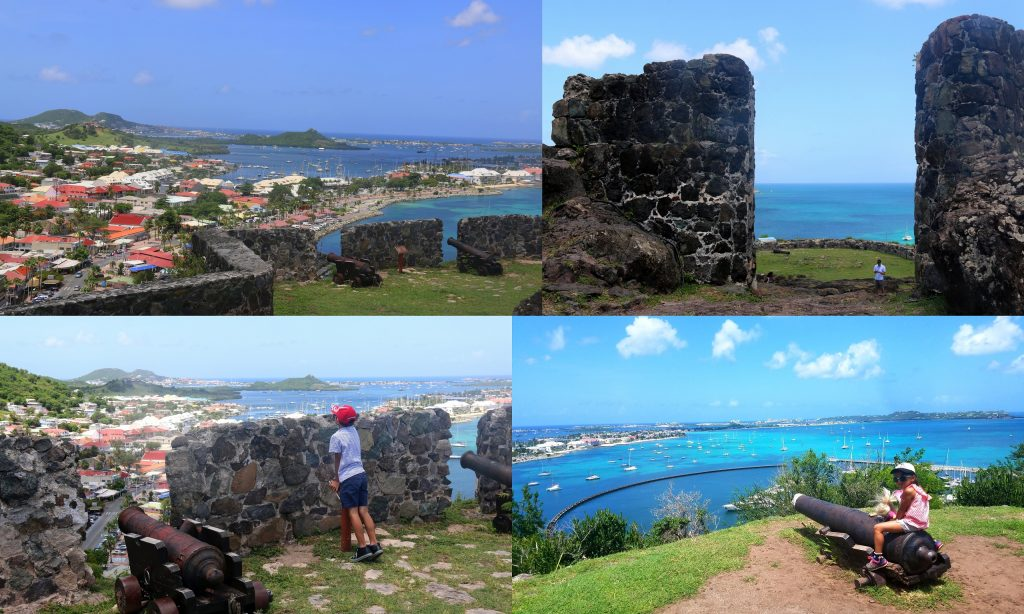 Fort Louis was built in 1789 on a hill overlooking Marigot Bay and the island of Anguilla by the locals in the town, on the orders of Jean Sebastian de Durat, who was governor of St Martin and St Barth, for the king of France at the time. fort louis st martin Its primary function was to defend the harbour warehouses where goods were stored (salt, coffee, sugar cane, and rum). Later the fort was abandoned and fell into ruin.