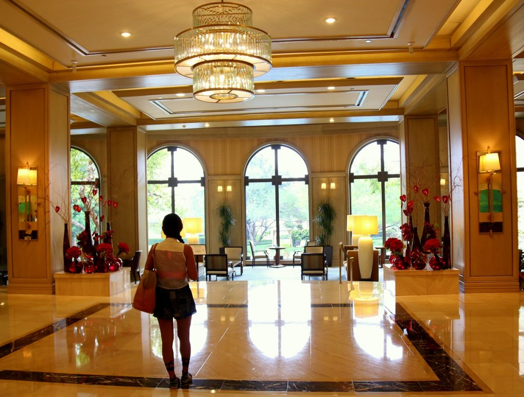 Four Season Resort & Club of Las Colinas Lobby
