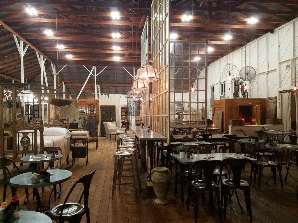 Woerner Warehouse Café