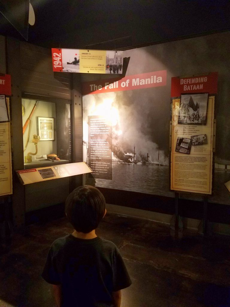Learning how Philippines took part of the history of WWII