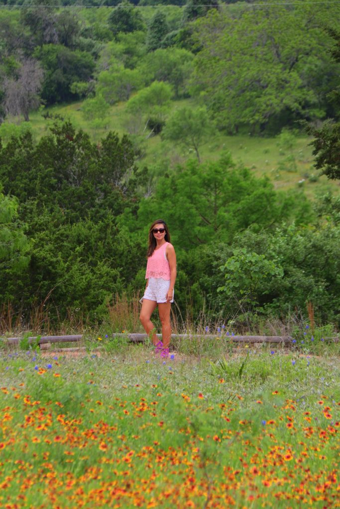 One fine after at the Texas Hill Country