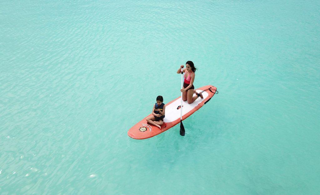We belong in the water:)