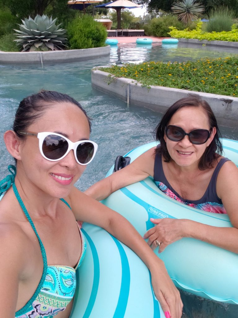 Lazy River with Mom