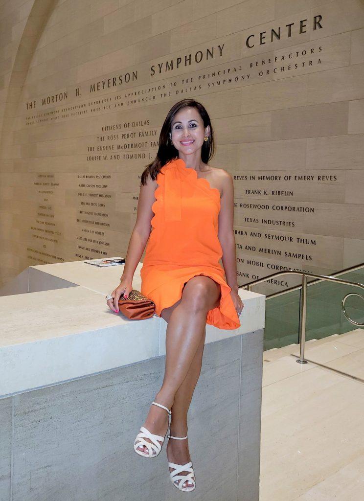 At Dallas Symphony Orchestra