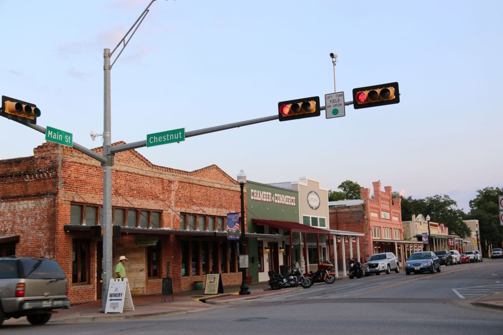 Downtown Bastrop, TX