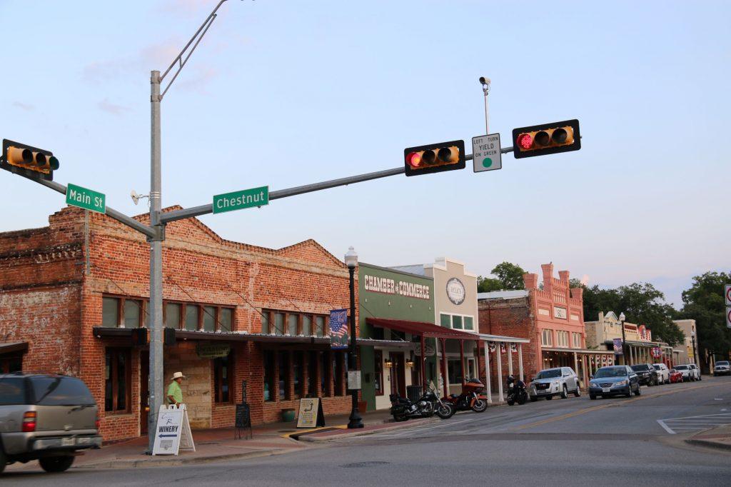 Downtown Bastrop, TX
